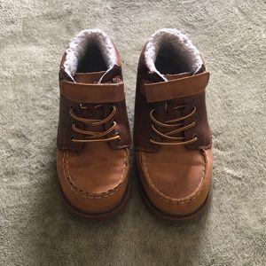 OshKosh boys boots. EUC US size 13.